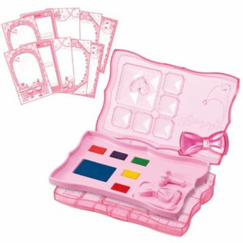 Dream makeup palette stamp coffret (japan import)