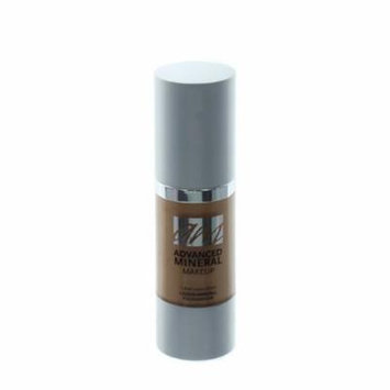 Advanced Mineral Makeup Liquid Foundation, Praline, 1 Ounce by Advanced Mineral Makeup
