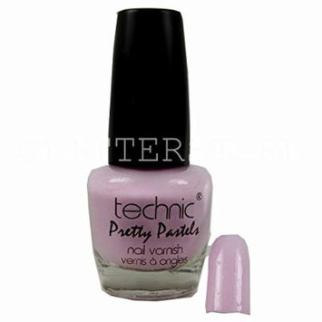 Technic Pretty Pastels Nail Polish Bubblegum by Technic