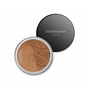 Bare Escentuals Baremineral SPF 15 Flawless, All Day Long Foundation - Natural Matte Finish (Dark)