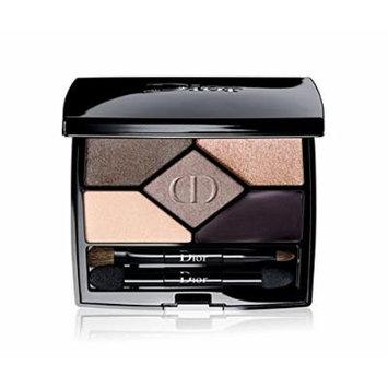Dior 5 Couleurs Designer Makeup Artist Tutorial Longer-lasting Colour Eyeshadow Palette (718 Taupe Design)