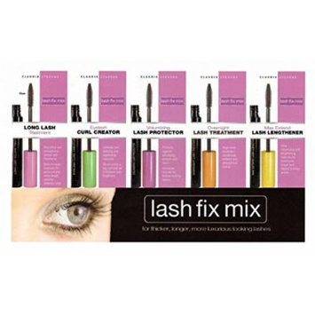 Claudia Stevens Lash Fix Mix - Deluxe 5 Piece Eyelash Treatment Collection