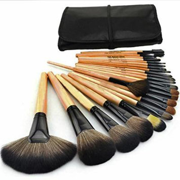 Season 24pcs Makeup Brush Set with Bag Professional Makeup Tools