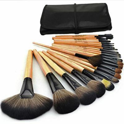 Season 24pcs Makeup Brush Set with Bag Professional Makeup Tools