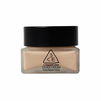 [3CE]3CE COVER CREAM FOUNDATION 35g (#03 Sand beige)