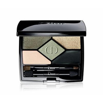 Dior 5 Couleurs Designer Makeup Artist Tutorial Longer-lasting Colour Eyeshadow Palette (308 Khaki Design)