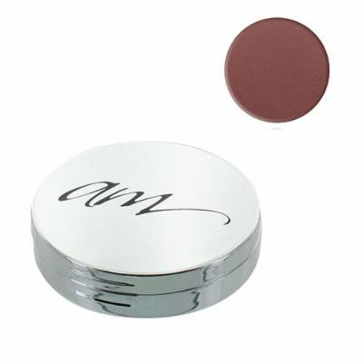 Advanced Mineral Makeup Eye Shadow with Compact, Bronzed Chocolate, 4.5 Gram