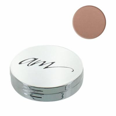 Advanced Mineral Makeup Eye Shadow with Compact, Golden Sand, 4.5 Gram