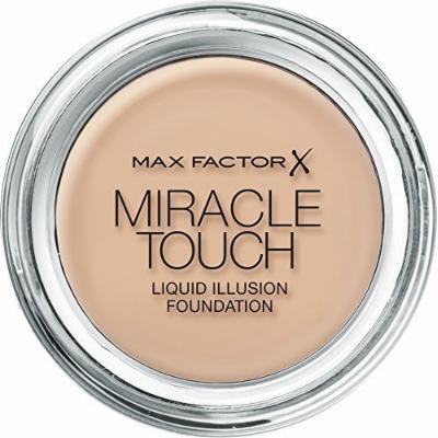 Max Factor Miracle Touch Liquid Illusion Foundation, No.60 Sand by Max Factor