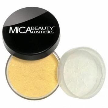 Micabeauty Mineral Foundation Powder, Honey by Micabeauty