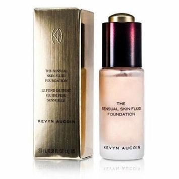 Kevyn Aucoin The Sensual Skin Fluid Foundation- SF 02 0.66oz (20ml) by Kevyn Aucoin