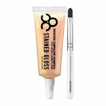 Obsessive Compulsive Cosmetics OCC Lip Tar, Stained Gloss, Dune by Obsessive Compulsive Cosmetics