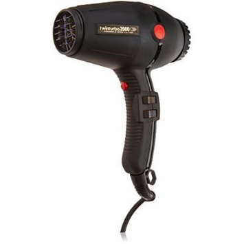 Turbo Power Twin 3500 Ceramic and Ionic Hair Dryer by Turbo Power