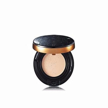 NEW A.H.C Ampoule Capsule Foundation Compact Type No.21 (+ 3 REFIL)