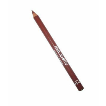 Miss Sporty Lipliner Pencil ~ 014 Earth ~ Mid Brown Lip Liner by Miss Sporty