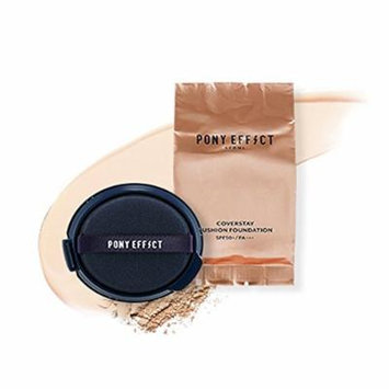 Ponyeffect Coverstay cushion foundation REFILL 15g (Rosy Ivory)