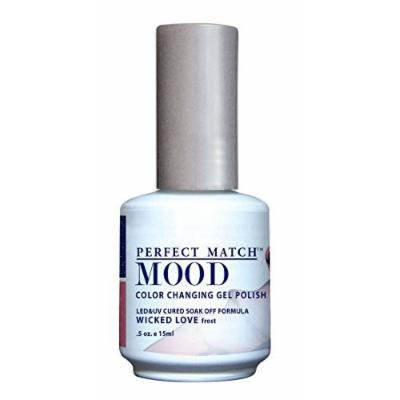 LECHAT Perfect Match Mood Gel Polish, Wicked Love, 0.500 Ounce by LeChat