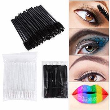 300pcs Disposable Mascara Wands Eyelash Brushes Eye Lash Brush Lip Brushes Liquid Eyeliner Brushes Applicator Makeup Applicators Brush Kit