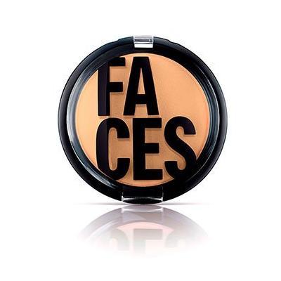 Linha Faces Natura - Po Compacto Claro 5,5 Gr - (Natura Faces Collection - Bright Pressing Powder Net 1.94 Oz)