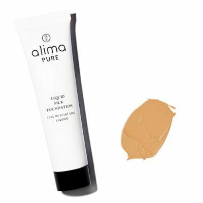 Alima Pure Liquid Silk Foundation - Spice