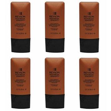 Revlon Photoready Skinlights Face Illuminator ~ Bronze Light 400 (6 Pack) + FREE Curad Dazzle Bandages 25 Ct