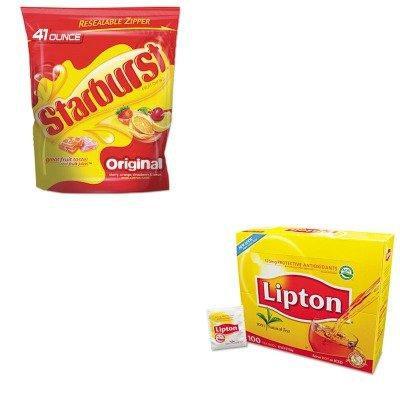 KITLIP291SBR22649 - Value Kit - Wrigley`s Fruit-Chew Candy (SBR22649) and Lipton Tea Bags (LIP291)