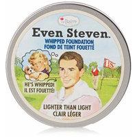 theBalm Even Steven Whipped Foundation, Lighter than Light
