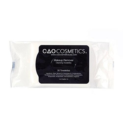 CAO Cosmetics Makeup Remover 30 Towellets