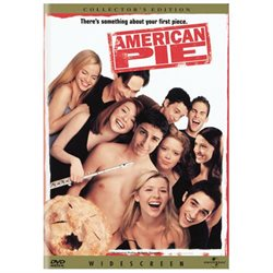 American Pie (Widescreen Rated Collector's Edition) DVD