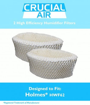 Crucial Brands 2 Holmes Humidifier Wick Filters Part # HWF62
