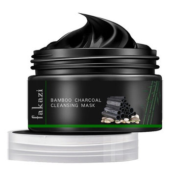 Baomabao Black Mud Deep Cleansing Blackhead Remover Purifying Peel Face Mask