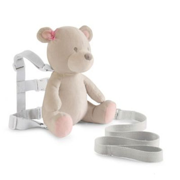 Baby Girl Carter's Bear Safety Harness, Brown