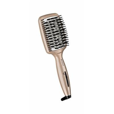 Infiniti Pro by Conair Diamond-Infused Ceramic Smoothing Hot Brush / Straightening Brush; Rose Gold - Amazon Exclusive