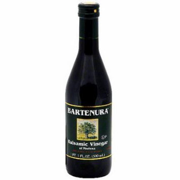 Bartenura of Modena Balsamic Vinegar, 16.9FO (Pack of 6)