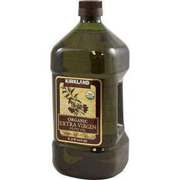 Kirkland Signature Organic Extra Virgin Olive Oil - 67 FL Ounce