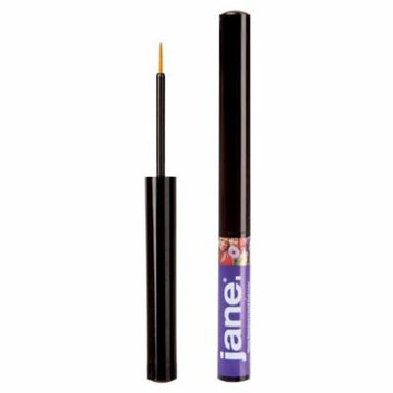 Jane Cosmetics Water Resistant Liquid Eye Liner, Bright Purple, 1152 Ounce