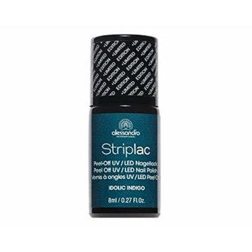 Striplac UV/LED Nail Polish 8 ml Idolic Indigo by alessandro