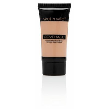 Wet 'N' Wild Cover All Cream Foundation 30 Ml Light