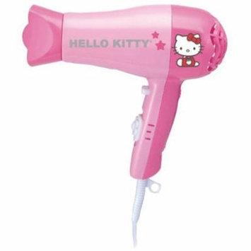 Hello Kitty 1875 watt Hair Dryer by Hello Kitty