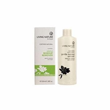 Living Nature Eye Makeup Remover 100ml (Pack of 4)