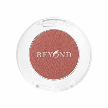 Beyond Single Eyeshadow 1.7g (#10 Grunge Rose)