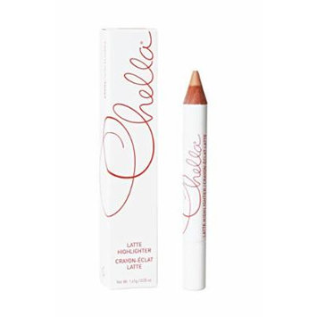Latte Eyebrow Highlighter, For Medium Toned Skin,The ONLY Highlighter Pencil you will EVER Buy, One Pencil by Chella