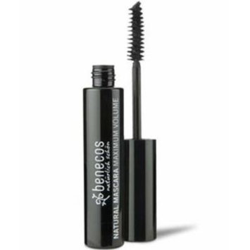 Benecos Maximum Volume Natural Mascara, Smooth Brown, 8 ml by Benecos