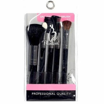 Blossom 5 Piece Cosmetic Brush Kit - Small - Small Brush Kit 5pc. by Blossom