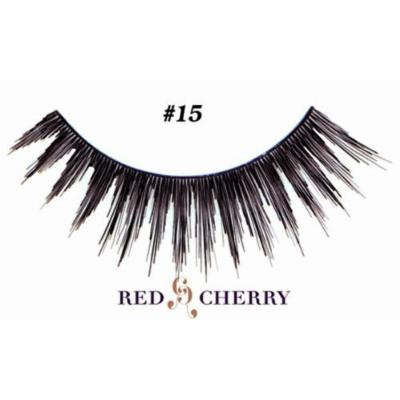 Red Cherry False Eyelashes (Pack of 10 pairs) (15) by YoneLay