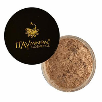 Bundle 2 Items: Itay Mineral Powder Foundation+ Matching Mineral Bronzer (MF-12 PANNA COTTA)