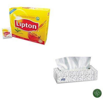 KITLIP291SCATF6810 - Value Kit - Tork Advanced Extra Soft (SCATF6810) and Lipton Tea Bags (LIP291)