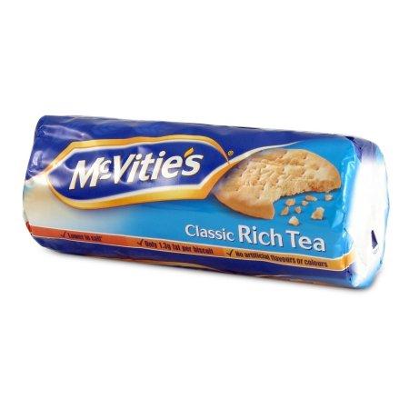 McVities Rich Tea Biscuits (300g / 10.5oz)