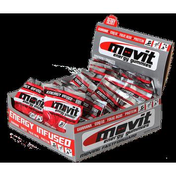 Movit Energy, Llc Movit Energy Gummies - Berry 24