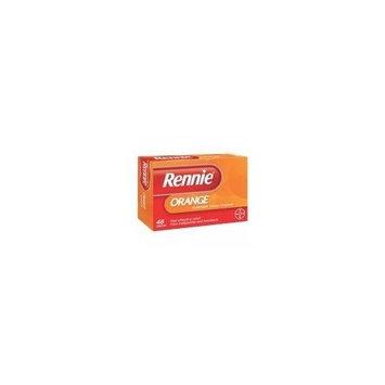 Rennie Orange Chewable Tablets